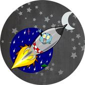 Gambol space adventure icon