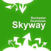 Rochester Skyway and Downtown icon