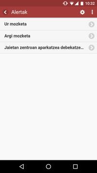 OlaberriApp screenshot 5