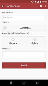 OlaberriApp screenshot 7