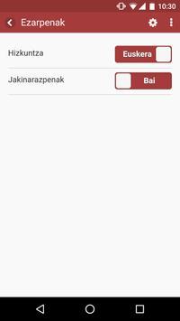 OlaberriApp screenshot 3