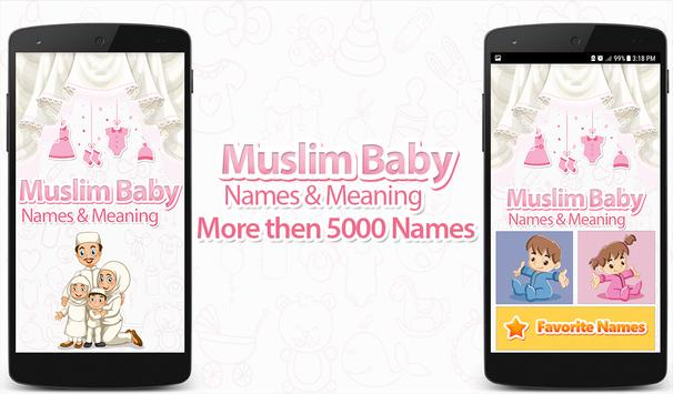 Muslim Baby Names imagem de tela 7