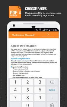 PDF Reader - Pro version screenshot 11