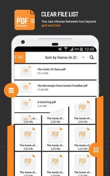 PDF Reader - Pro version screenshot 2