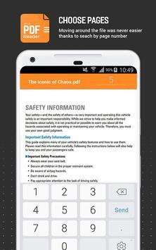 PDF Reader - Pro version screenshot 3
