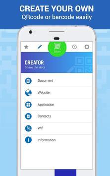 QR Code Scanner screenshot 1