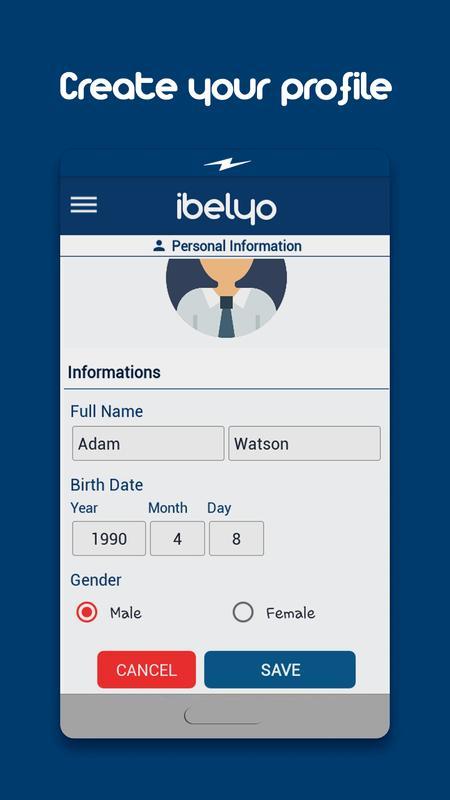 Resume Builder Ibelyo Cv Maker For Android Apk Download