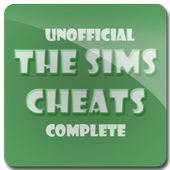 Unofficial Cheats For The Sims icon