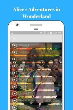 Alice's Adventures in Wonderland AudioBook Free screenshot 1
