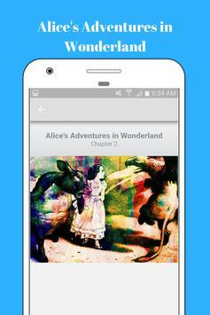 Alice's Adventures in Wonderland AudioBook Free screenshot 2