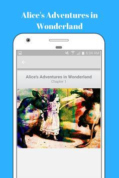 Alice's Adventures in Wonderland AudioBook Free screenshot 3