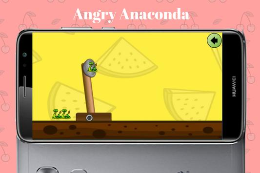 Angry Anaconda Games 2017 for free to play poster