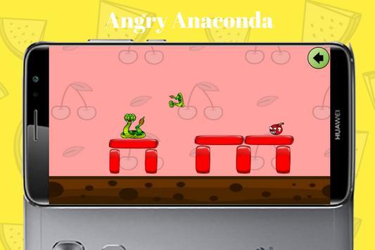 Angry Anaconda Games 2017 for free to play apk screenshot
