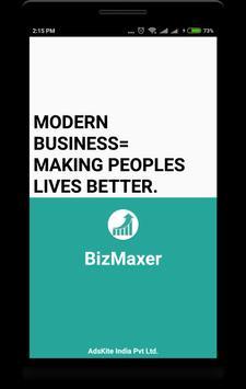 BizMaxer poster