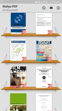 PDF Reader + eBook - Waliya poster