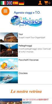 Ibisco Group Viaggi poster