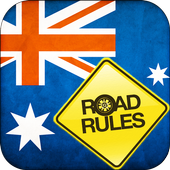 Drivio - Australian road rules and theory tests icon