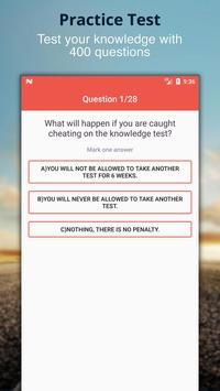 Drivio - Australian road rules and theory tests apk screenshot