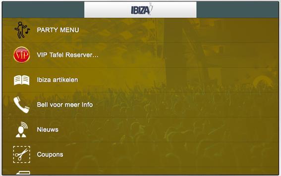 IBIZA uitgaans info screenshot 3