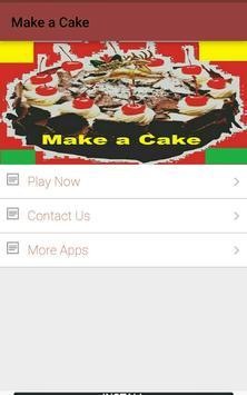 Make a Cake poster