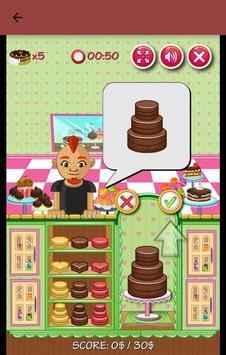 Make a Cake apk screenshot