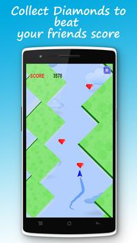 Running Arrow - No Destination apk screenshot