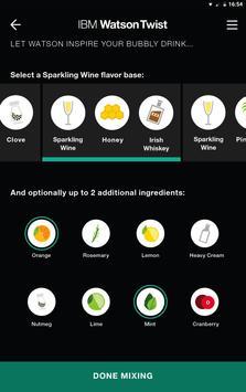 IBM Chef Watson Twist screenshot 4