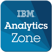 IBM AnalyticsZone icon
