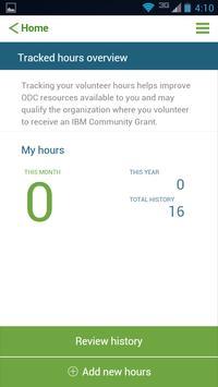 IBM ODC screenshot 1