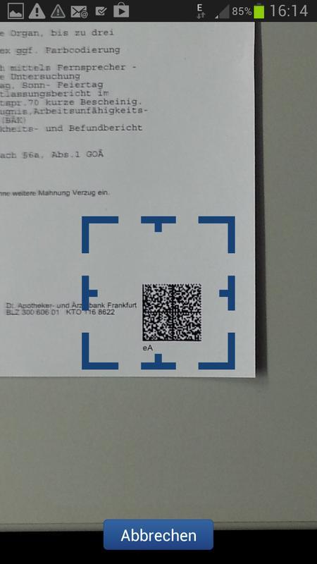 allianz rechnungen for android apk download. Black Bedroom Furniture Sets. Home Design Ideas