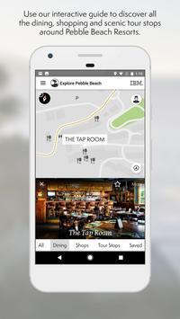 Pebble Beach Resorts apk screenshot