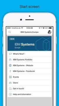 IBM Systems 2016 poster