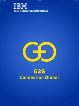 G2G Connection Dinner screenshot 6