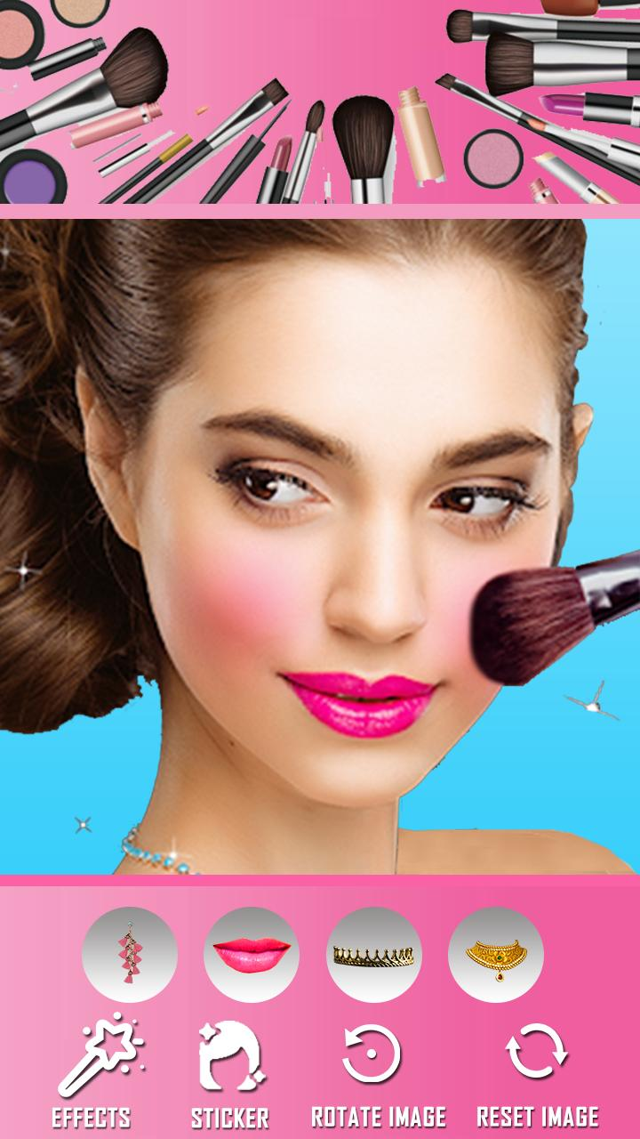 Insta Makeup, Face Beauty Photo Editor App for Android - APK Download