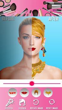 Insta Makeup, Face Beauty Photo Editor App screenshot 8