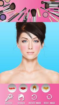 Insta Makeup, Face Beauty Photo Editor App screenshot 9