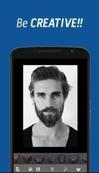 Beard Booth Pro apk screenshot