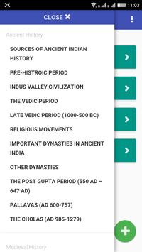 indian history quiz screenshot 1