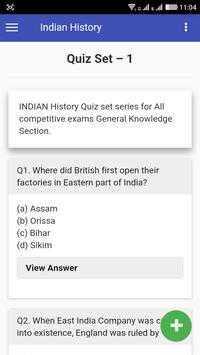 indian history quiz screenshot 6