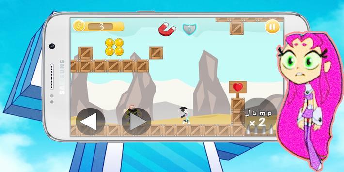 Titans Go Adventure screenshot 2