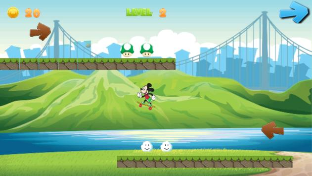 Mickey Skater screenshot 14