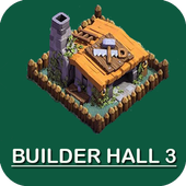 New COC Builder Hall 3 Base icon