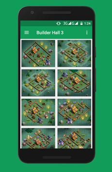 New COC Builder Hall 3 Base poster