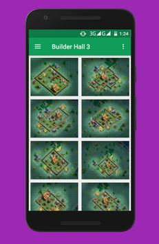New COC Builder Hall 3 Base screenshot 1
