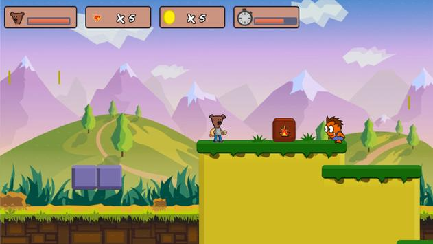 funny runner in adventure apk screenshot