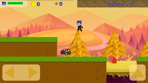 strong cat boy in adventure apk screenshot