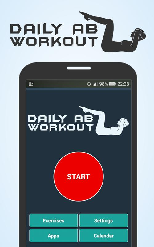 daily ab workout apk