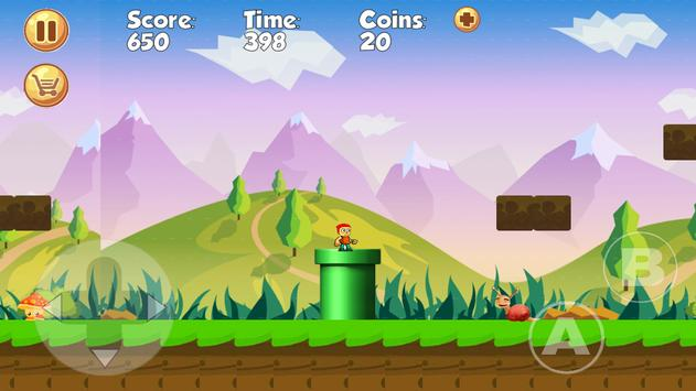 angry ninja in jungle apk screenshot