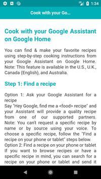 User Guide for Google Home Mini screenshot 2