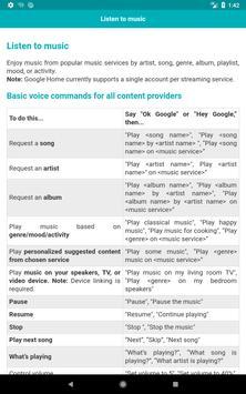 User Guide for Google Home Mini screenshot 8